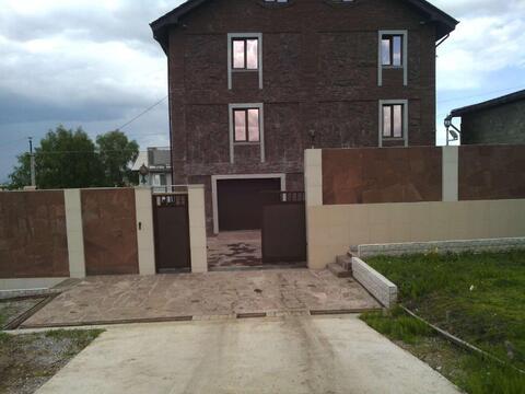 3-х этажный коттедж в Свердловском районе г. Иркутска 300 кв. м - Фото 4