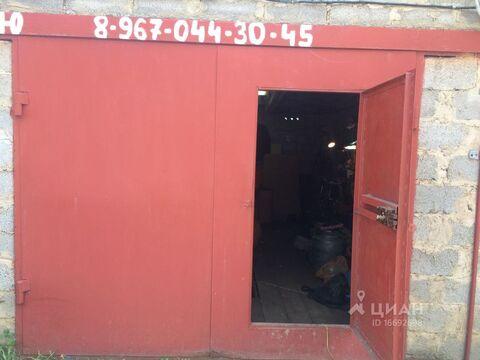 Продажа гаража, Солнечногорский район