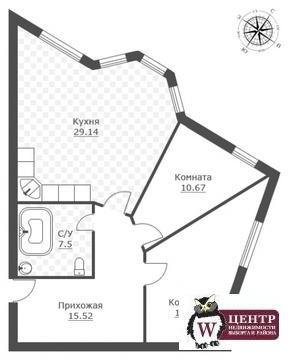 Объявление №49435776: Продаю 2 комн. квартиру. Выборг, ул. Краснофлотская, 4а,