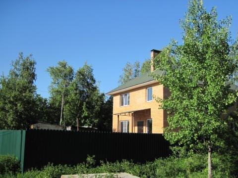 Дом 180 кв.м, Все коммун, идеальный подъезд, 40 км. от МКАД. - Фото 2