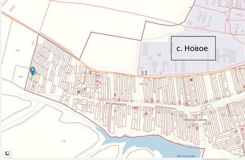 Участок в Владимирская область, Суздальский район, с. Новое (4.68 . - Фото 1