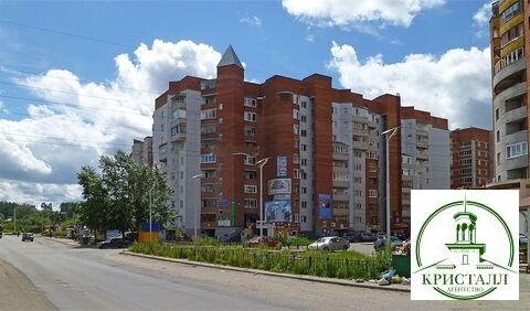 Продажа квартиры, Томск, Ботанический пер. - Фото 1