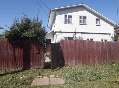 Продается 2х этажный дом 143 кв.м на участке 6 соток - Фото 1