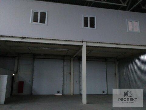 Новое помещение 1000 кв.м, анти пыль,2 ворот - Фото 2