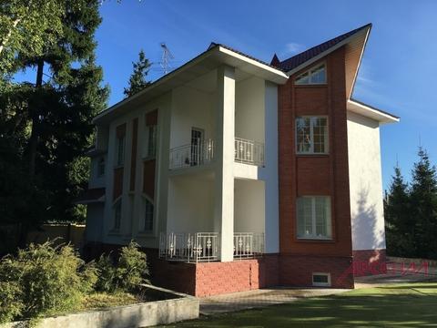 Продается современный загородный котедж в дер. Селятино - Фото 3