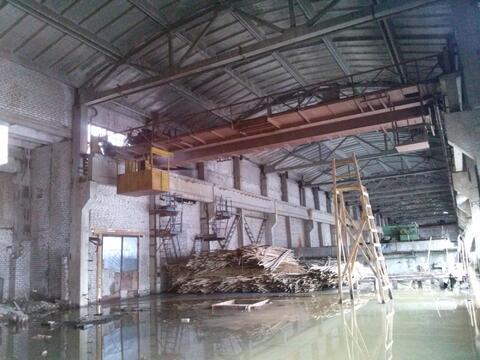 Производственное помещение, 4123 м2 - Фото 2