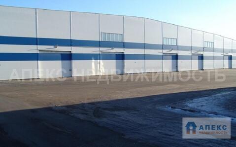 Аренда склада пл. 1800 м2 м. Аннино в складском комплексе в Чертаново . - Фото 2