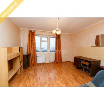 Продажа комнаты в трёхкомнатной квартире на ул. Ключевая, 18 - Фото 2