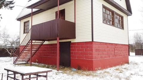 Дом из бруса для круглогодичного отдыха вблизи Ладожского канала. - Фото 4