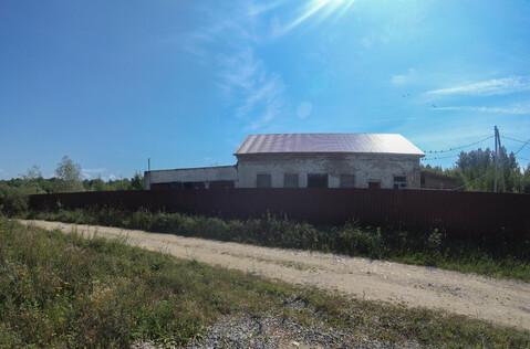 Промышленное здание Совхоз им. Ленина Калужская область - Фото 2