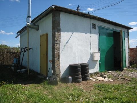 Продам теплый большой гараж в д.Оксино, Чеховского района. - Фото 2