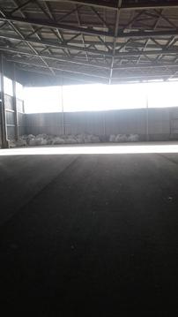 Сдаётся производственно-складское помещение 1200 м2 - Фото 1