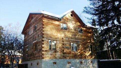 Капитальный дом в черте г.Королев - Фото 1
