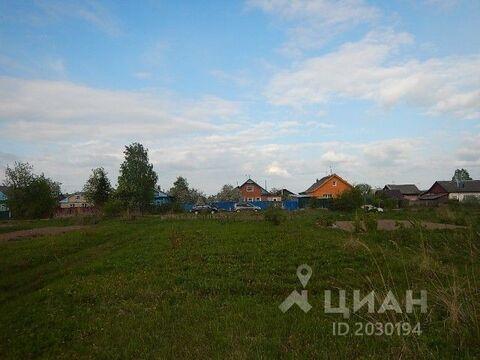 Участок в Ивановская область, Кинешма (9.0 сот.) - Фото 1