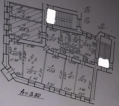 Комната площадью 23.8 кв.м. по адресу: ул. 10-я Советская, дом 21 - Фото 2