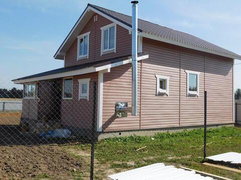 Недвижимость в калужской области частные дома Тишнево - Фото 1