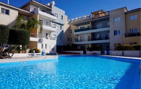 Прекрасный 3-спальный Апартамент c большим садом в Пафосе - Фото 2