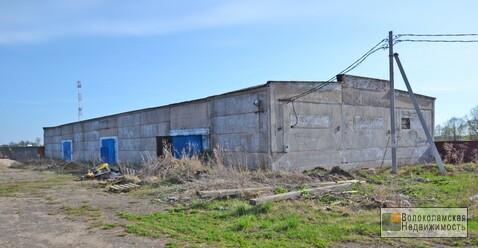 Производственная база в Лотошинском районе - Фото 5