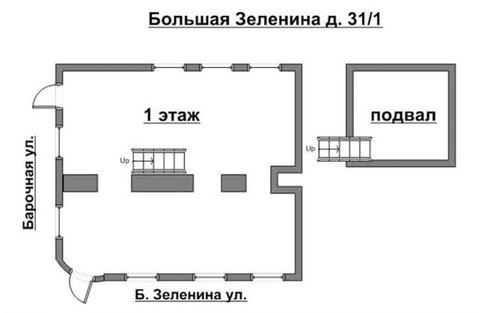 Продам офисное помещение 200 кв.м, м. Чкаловская - Фото 5
