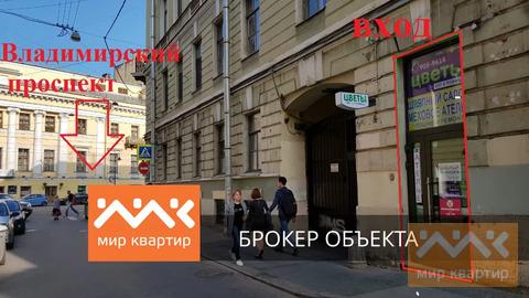 Сдается коммерческое помещение, Владимирский - Фото 1
