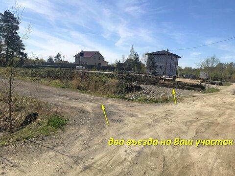 Продам участок Всеволожский район, массив Блудное, СНТ Придорожное - Фото 5