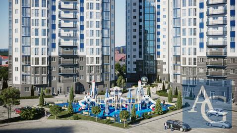 2 комнатная квартира 58 м2 в ЖК «Гагаринские высотки» - Фото 1