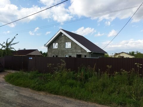 Дом 198 кв.м. на 10 сотках г.о. Домодедово, Белые Столбы - Фото 1