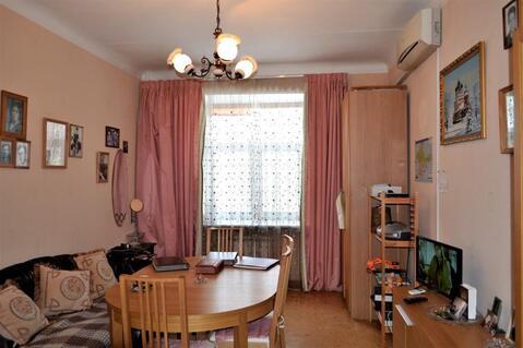 2-х комн. квартира в сталинском доме в отличном состоянии, Купить квартиру в Москве по недорогой цене, ID объекта - 326337978 - Фото 1