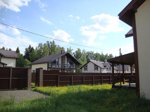 Продаётся новый дом 225 кв.м с уч. 10 сот.- 35 км от МКАД - Фото 2