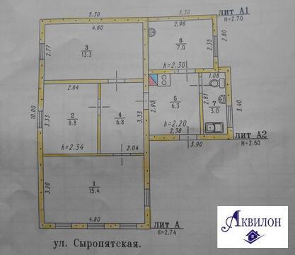 Продам благоустроенный дом по ул.Сыропятская - Фото 2