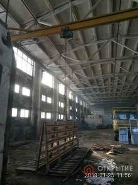 Производственное помещение (кран-балка 2,5т) - Фото 3