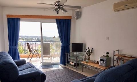 Трехкомнатный Апартамент с панорамным видом на море в районе Пафоса - Фото 5