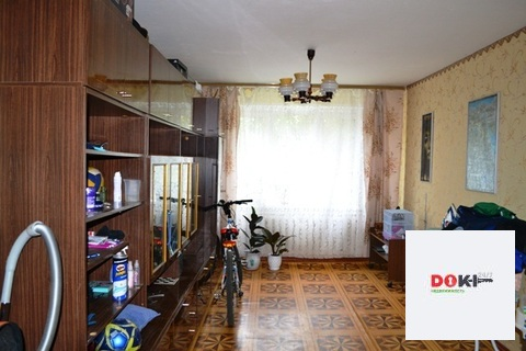 Продажа трёхкомнатной квартиры в городе Егорьевск ул. Октябрьская - Фото 1