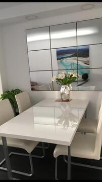 Меблированная квартира на перовой линии у моря Испания, Коста Браво - Фото 4