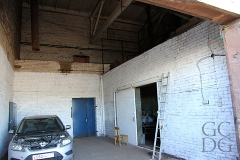 Сдается в аренду производственно-складская база 105м2 на зу 1400м2 - Фото 1