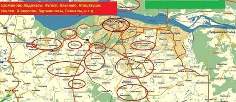 Продам зем. уч-ок под ИЖС в Вурманкасах - Фото 2