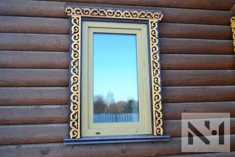 В продаже дом 90 м2 с резными деталями на уч. 8 сот. вблизи Питера - Фото 3