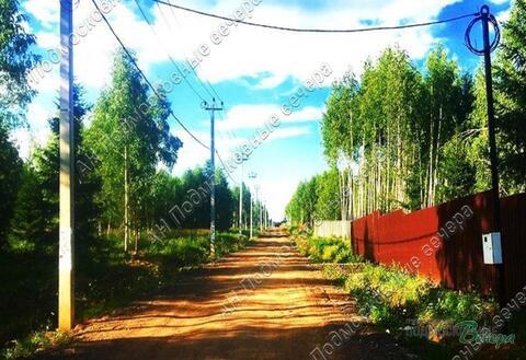Ярославское ш. 50 км от МКАД, Жилкино, Участок 8 сот. - Фото 1