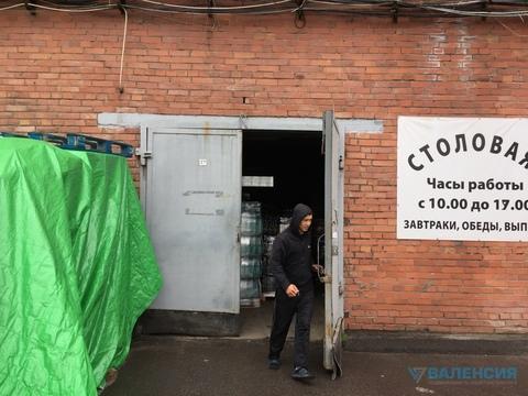 Сдается производственно-складское помещ. 108м2, 1эт, ул.Новоселов 49 - Фото 1