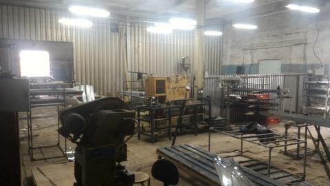 Продам производственно-складское помещение 2384 кв.м. с землей - Фото 4