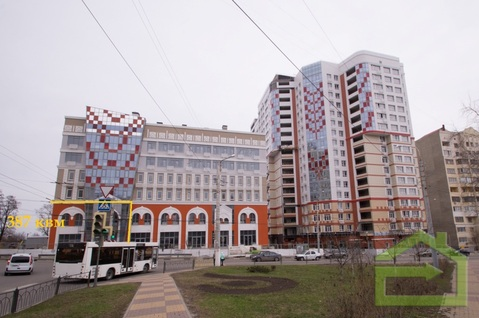 Нежилое помещение в двух уровнях в центре Белгорода в новом ЖК - Фото 1