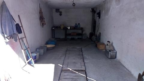 Каменный гараж на ул.Горпищенко. - Фото 3