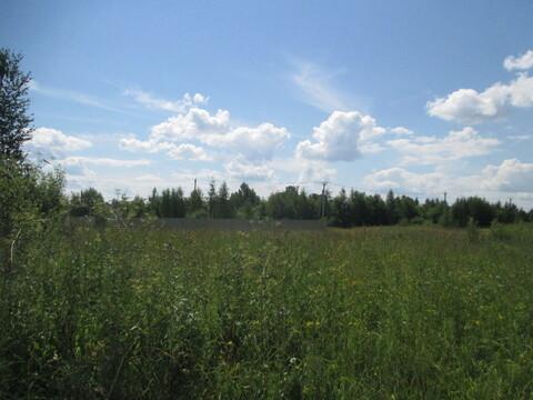 Участок, Дмитровское ш, Ярославское ш, 52 км от МКАД, Новинки д. . - Фото 4
