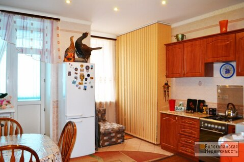 2к квартира 80м в центре Волоколамска (дом 2007г.п.) - Фото 3