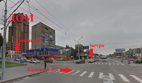 Трехуровневое псн в новом ЖК на первой линии у м.Гагаринская 633 кв.м. - Фото 1