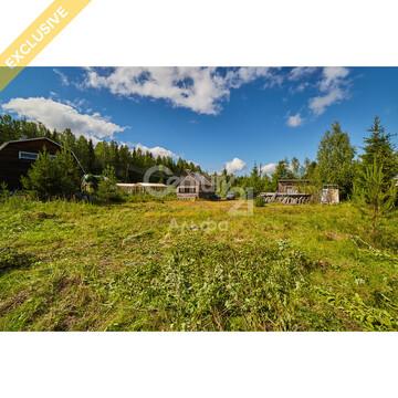 Продажа земельного участка 15 соток в СНТ мвд Урозеро - Фото 1