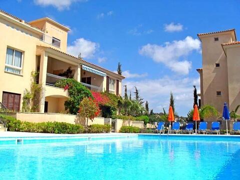 Хороший трехкомнатный Апартамент с видом на море в районе Пафоса - Фото 2
