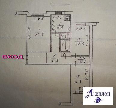 Продаю 3-комнатную в Амуре - Фото 1