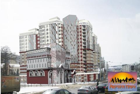 1-к. кв, новостройка, центр города, Вокзальная 26а - Фото 3