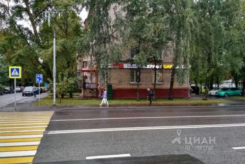 Помещение свободного назначения в Москва ул. Менжинского, 15к1 (251.0 . - Фото 1